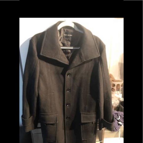 Twenty one stage women's coat long medium NEW